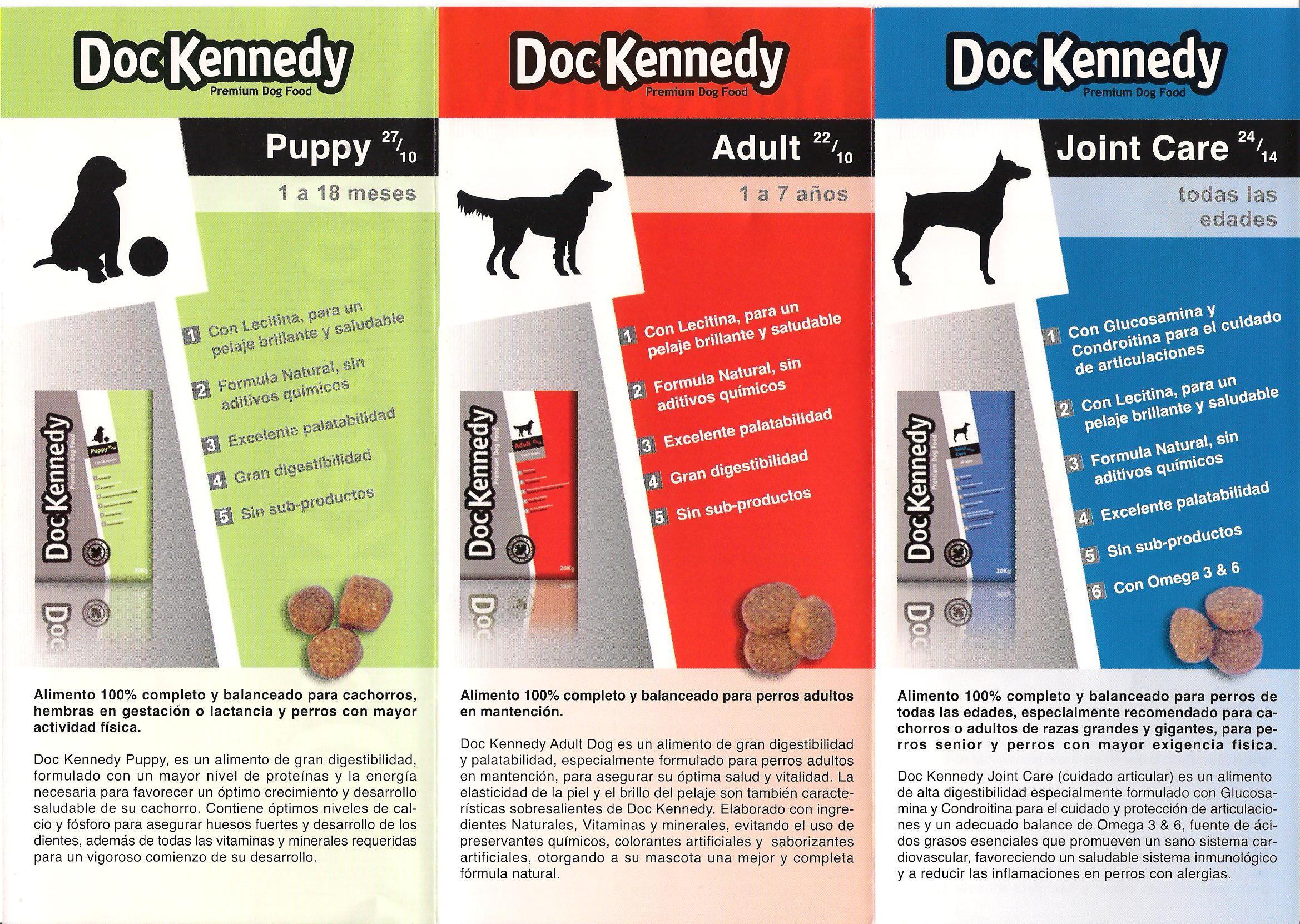 Doc Kennedy los 3